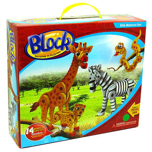 Zoo Blocks For Kids