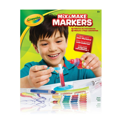 Image of CRAYOLA Marker Maker Starter Kit-746080