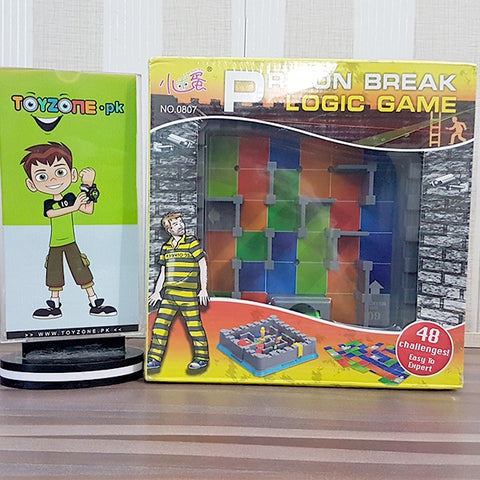 Prison Break Puzzle Board Game-0807-B