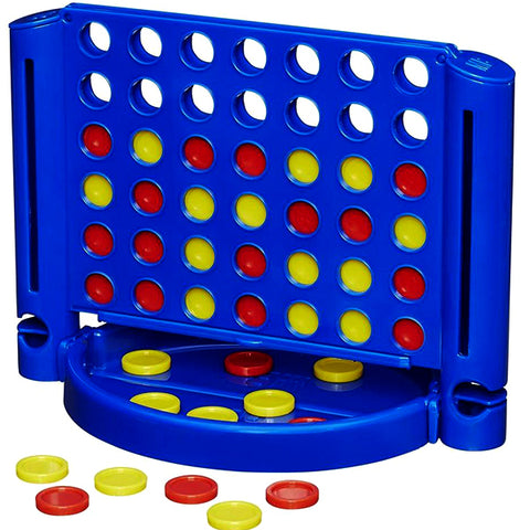 "HASBRO Connect 4 ""GRAB AND GO"" Game"