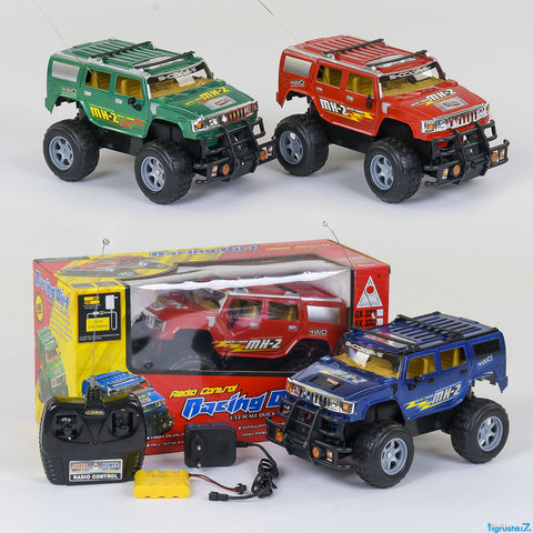 Remote Control Hummer Jeep