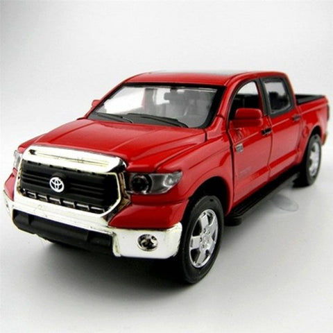 Metal Body Toyota Tundra with Light Effects