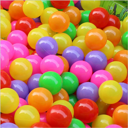 Image of Colorful Ocean Balls (Tent House Balls)