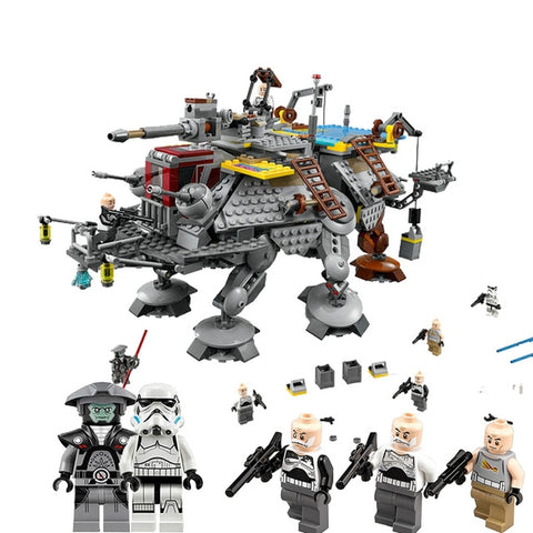 Image of LEGO Star Wars Captain Rex's at-TE Star Wars Toy