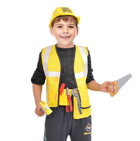 Halloween Construction Worker Costume