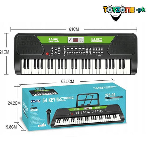 Electroni Keyboard/Piano For kids