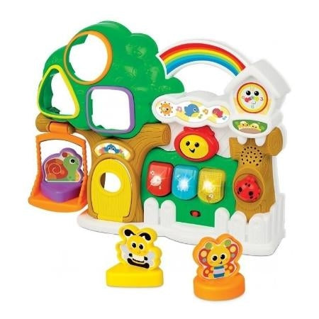 Image of Winfun Treehouse Activity Center-0786