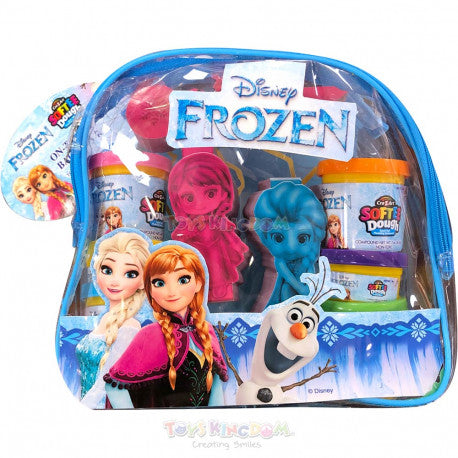 CRA Z ART SOFTEE DOUGH FROZEN 2 BACKPACK