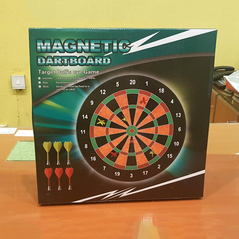 Image of Magnetic Dart Board Game At Toyzone.Pk