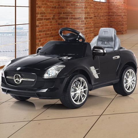Image of Electric Mercedes Benz SLS Battery Operated Car-7997