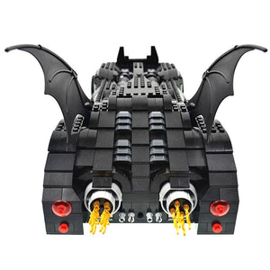 Decool - The Ultimate Batmobile Collection Bat Chariot Building Block