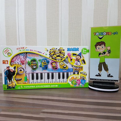 Despicable Me 3 Piano-186A-1