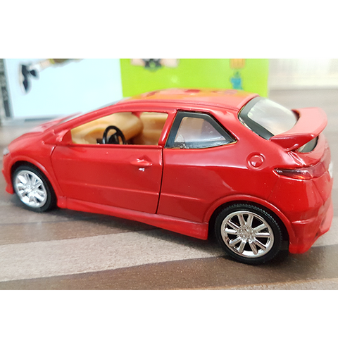 Diecast Metal Body Honda Civic Type-R