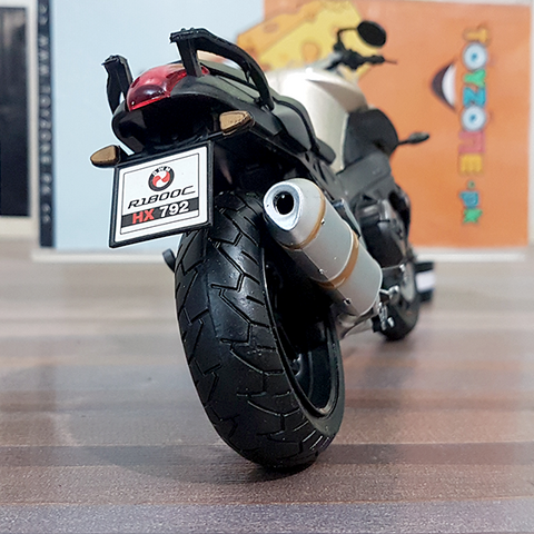 Image of Diecast Model Motorcycle BMW R1800C