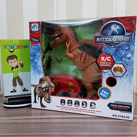 Jurassic World RC Dinosaur-9789-99