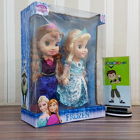 Disney Frozen Singing Sisters Elsa and Anna Dolls