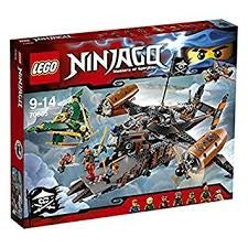 Image of LEGO Ninjago  Misfortune's Keep Playset