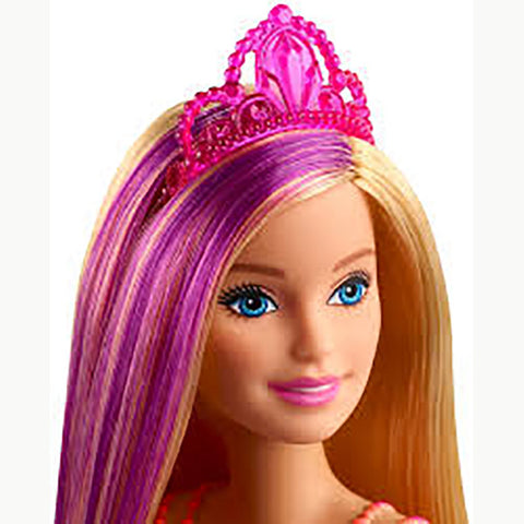 Dreamtopia Princess Doll Blonde With Purple Hairstreak