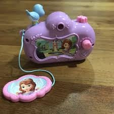 Image of Disney Sofia the First Royal Camera Dress Up Toy