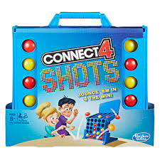 Connect 4 Board Game Family