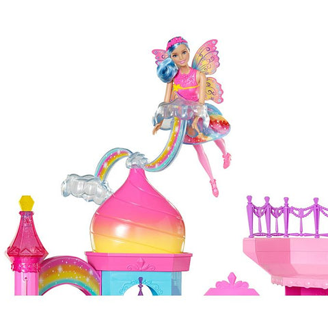 Image of Barbie® Rainbow Cove™ Princess Castle Playset