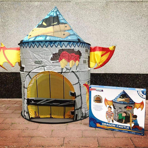 Image of Playhut Tent Dragon Castle
