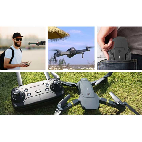 Drone X Pro Xtreme With HD Camera Live Video WiFi FPV