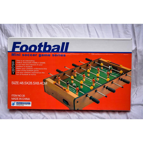 Image of Football Mini Soccer Game Series