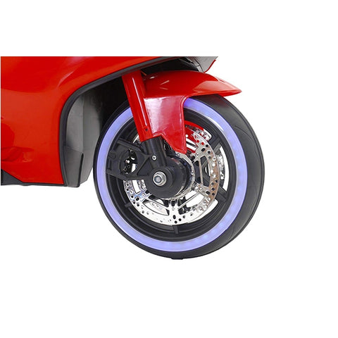 Image of Ducati Panigale Bike Rechargeable Battery Operated Ride-on