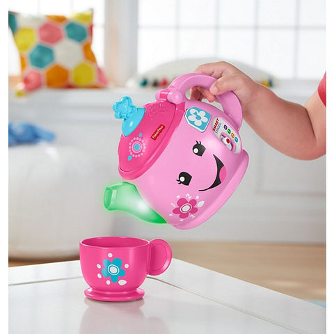 Image of Fisher Price Laugh & Learn® Sweet Manners Tea Set - STO