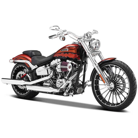 Image of Maisto 1:12 scale Harley Davidson Motorcycle (ASSORTMENT)