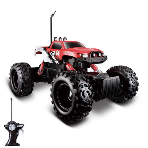 Maisto Tech 4WD Electric RTR RC Rock Crawler