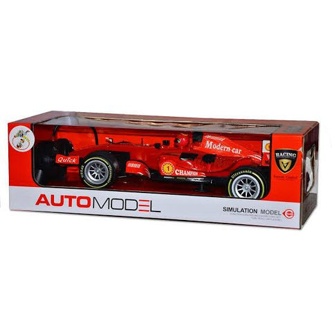Image of Formula Car 1 Remote Control Car Modal