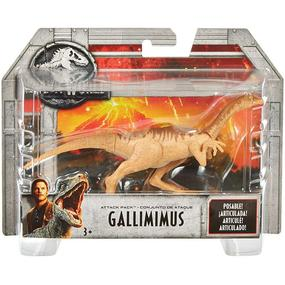 Jurassic world Gallimimus Dino action figure