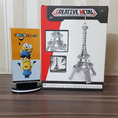 Image of Creative Metal - Eiffel Tower Blocks 225pcs