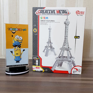 Creative Metal - Eiffel Tower Blocks 225pcs