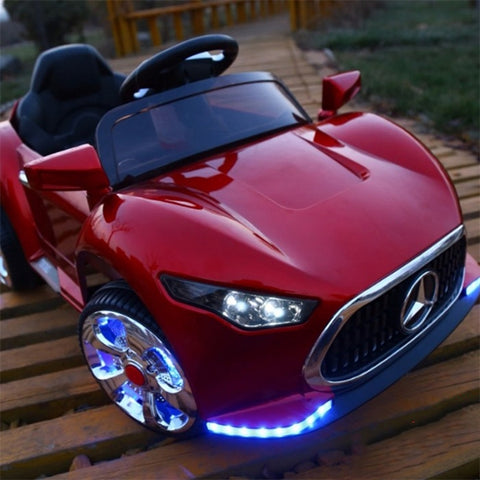Image of Electric Mercedes Benz Battery Operated Car