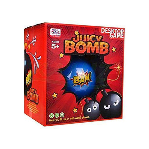 Image of Juicy Water Splashing Bomb