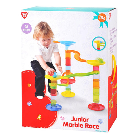 PlayGo Junior Marble Race