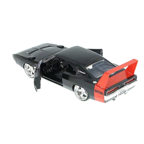Fast and Furious - Metal Die-Cast 1969 Dodge Charger Daytona