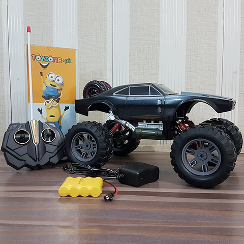Fast And Furious Remote Control Dodge Rock Crawler