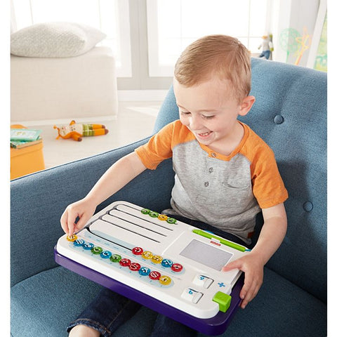 Image of Fisher Price Think & Learn Count & Add Math Center--FNK69