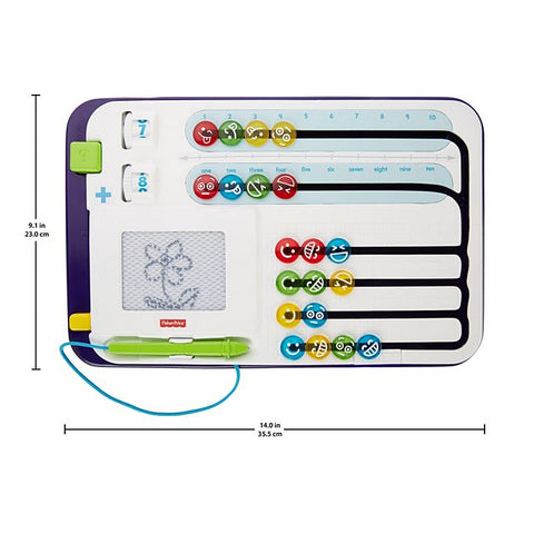 Image of Fisher Price Think & Learn Count & Add Math Center
