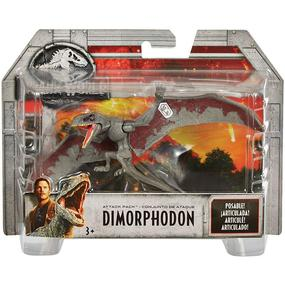 Image of Jurassic world Dimorphodon Dino action figure-FPF11