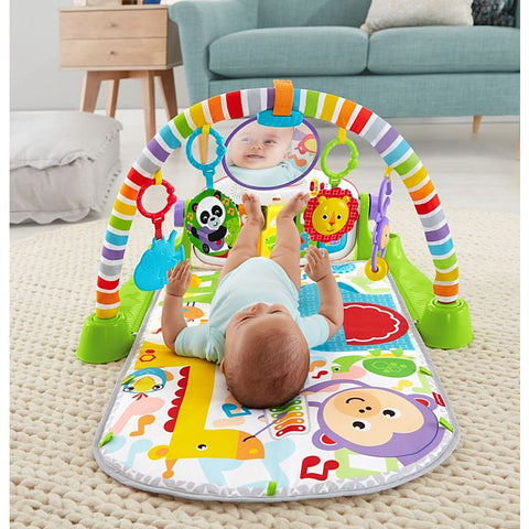 Fisher Price Deluxe Kick & Play Piano Gym--FGG45