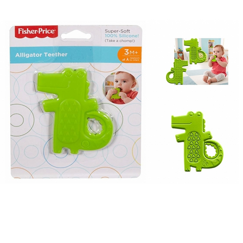 Fisher Price Alligator Teether-DYF93