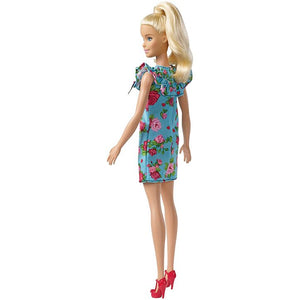 Barbie® Fashionistas Doll – Original with Blonde Ponytail