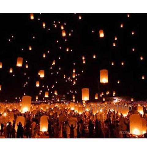 Flying Lanterns (20 PCS)-skylantern