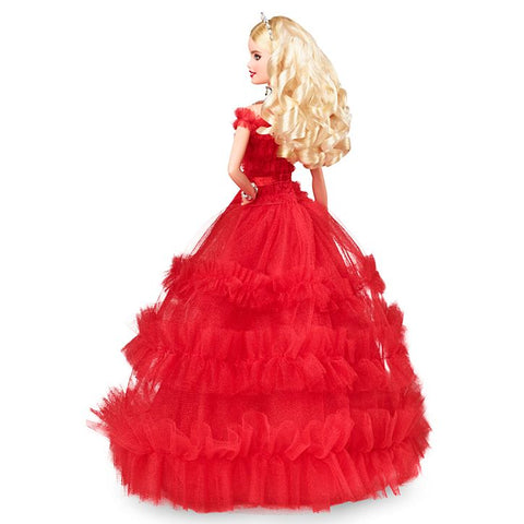 Image of Barbie™ 2018 Holiday Doll