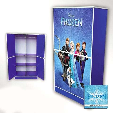 Image of Disney Frozen | 4 Door Wardrobe Toyzone